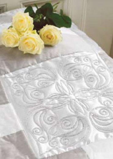 Husqvarna Viking Quilting Designs : Majestic Yarn Quilting - HUSQVARNA VIKING?