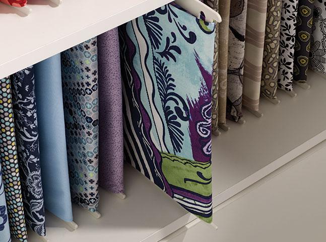 INSPIRA STUDIO™ Fabric Cabinet - HUSQVARNA VIKING®