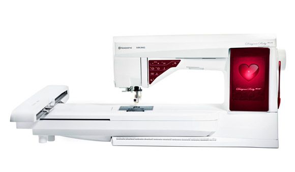 ruby embroidery machine