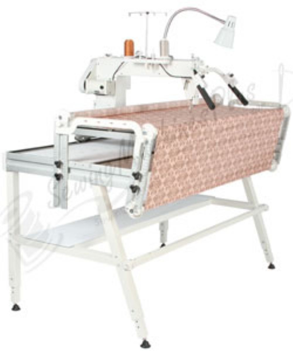 arm machine used apprentice meissner quilt products household sale quilting long sewing machines for