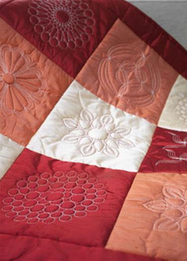 Husqvarna Viking Quilting Designs : Quilting Tiles - HUSQVARNA VIKING?