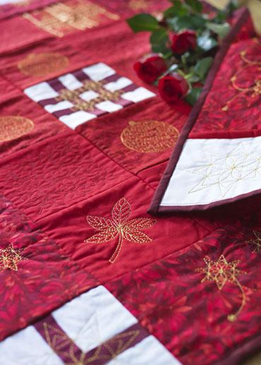 Husqvarna Viking Quilting Designs : Textured Quilting II - HUSQVARNA VIKING?