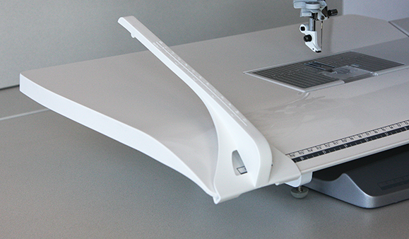 Extension Table With Adjustable Guide Husqvarna Viking 174