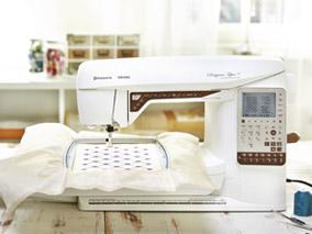 DESIGNER TOPAZ™ 25. Una máquina de coser y bordar con gran capacidad ... 961b13e35c5