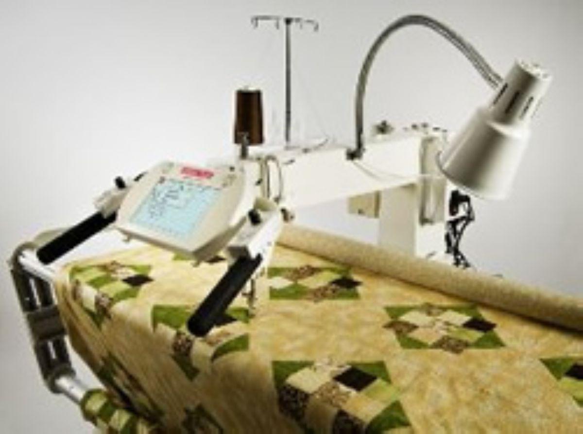 MEGA QUILTER™ 18 x 8 - HUSQVARNA VIKING® : husqvarna longarm quilting machine - Adamdwight.com