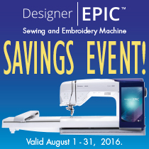 DESIGNER EPIC™ Savings Event