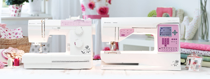 Eden Rose™ sewing machines